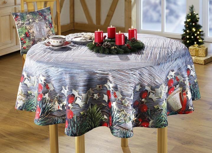 tisch und raumdekoration mit sternen und gl ckchen. Black Bedroom Furniture Sets. Home Design Ideas