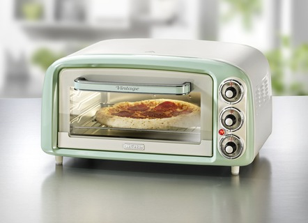 ariete backofen in verschiedenen farben elektrische. Black Bedroom Furniture Sets. Home Design Ideas