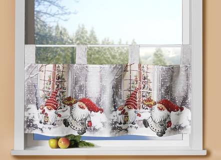Küchengardinen und Landhausgardinen kaufen | Brigitte Hachenburg