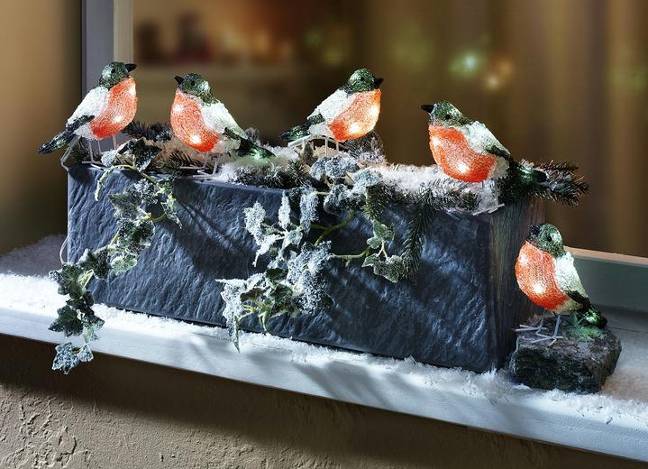 led lichterkette v gel in verschiedenen farben au endekorationen brigitte hachenburg. Black Bedroom Furniture Sets. Home Design Ideas
