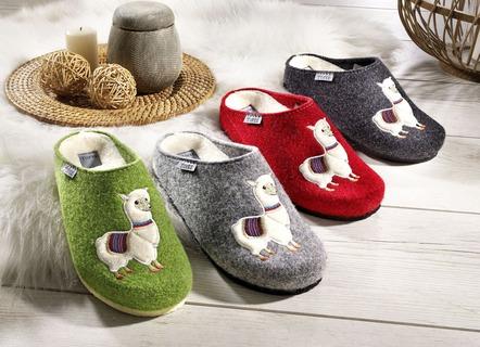 super popular 001e5 4282d Hausschuhe und Pantoffeln für Damen   Brigitte Hachenburg