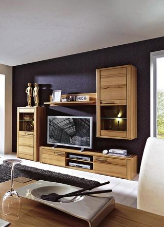 Wohnwand design stein  Wohnwände und Schrankwände online kaufen | Brigitte Hachenburg