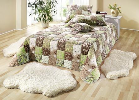 tagesdecken und bett berw rfe online kaufen brigitte hachenburg. Black Bedroom Furniture Sets. Home Design Ideas