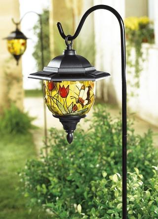 solarleuchten und lampen f r den garten kaufen brigitte. Black Bedroom Furniture Sets. Home Design Ideas